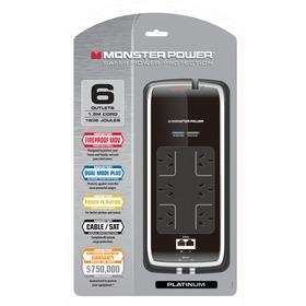 Monster-6-Outlet-Platinum-Surge-Board-123083 on sale