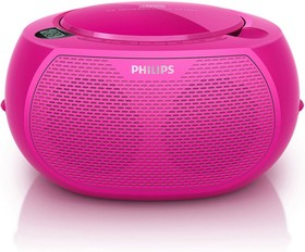 Philips-AZ100C79-CD-Soundmachine-Pink on sale