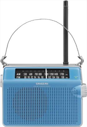 Sangean-PR-D6-Blue-Portable-Radio on sale