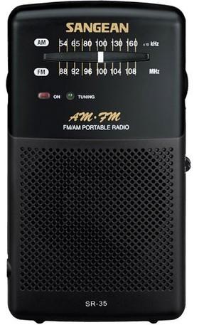 Sangean-SR-35-Pocket-Stereo-Radio on sale