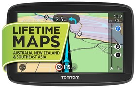 Tomtom-START-52-GPS-System-5-8GB on sale
