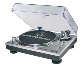 Audio-Technica-LP120-USB-Stereo-Turntable on sale