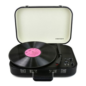 Crosley-CR6026A-BK-Coupe-Bluetooth-Turntable-Black on sale