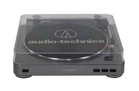 Audio-Technica-AT-LP60-USB-Gun-Metal-Belt-Driven-USB-Turntable on sale