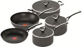 Tefal-E820S544-Reserve-5-Piece-Anodised-Set on sale