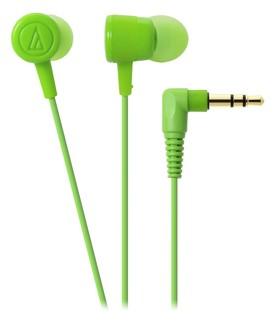 Audio-Technica-ATH-CKL220-DIP-In-Ear-Headphones-Green on sale