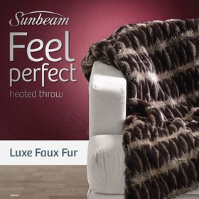 Sunbeam-Feel-Perfect-Luxe-Faux-Fur-Heated-Throw-TR6300 on sale