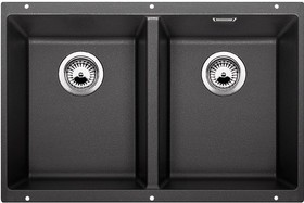 Blanco-Undermount-Double-Bowl-Sink on sale