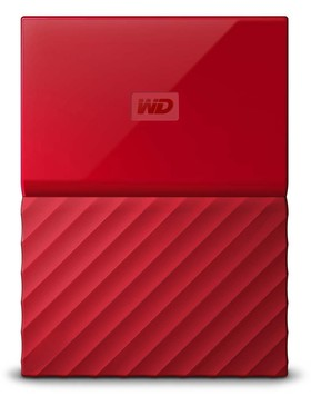 WD-4TB-My-Passport-Red-WDBYFT0040BRD on sale