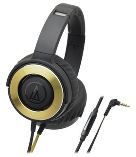 Audio-Technica-Solid-Bass-Over-Ear-Headphones-ATH-WS550isBGD on sale