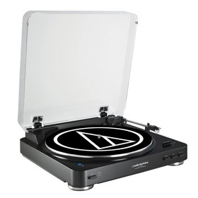 Audio-Technica-Fully-Automatic-Stereo-Turntable-AT-LP60BKBT on sale