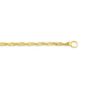9ct-Gold-45cm-Solid-Singapore-Chain on sale