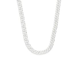 Silver-70cm-Solid-Double-Curb-Chain on sale