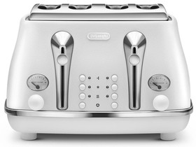 Delonghi-Icona-Elements-4-Slice-Toaster on sale
