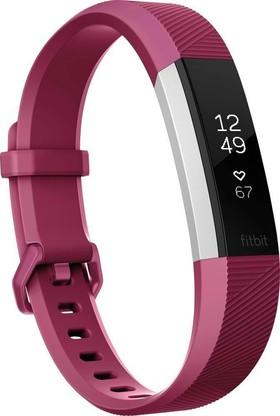 FITBIT-Alta-HR-Fitness-Wristband-Fuchsia-Large-FB408SPML on sale