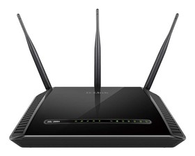 DLink-Wireless-AC1600-Dual-Band-Modem-Router-DSL-2888A on sale