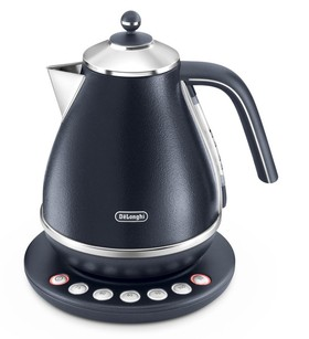 NEW-DeLonghi-Icona-Elements-Digital-Kettle-Ocean-Blue-KBOE-2011.BL on sale