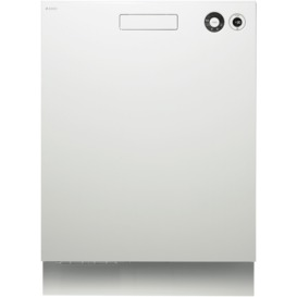 White-Built-In-Dishwasher on sale