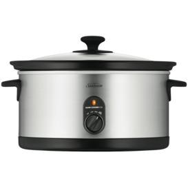 SecretChef-5.5L-Slow-Cooker on sale