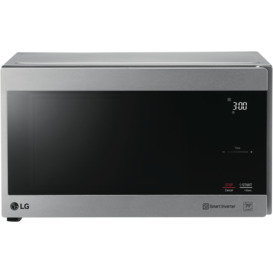 NeoChef-25L-1000W-Inverter-Stainless-Steel-Microwave on sale