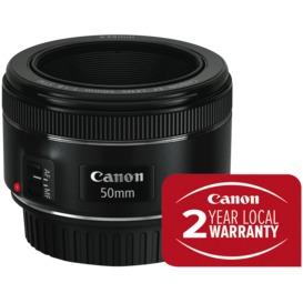 EF-50-f1.8-STM-Lens on sale