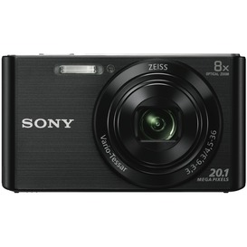 Cybershot-W830-Black-Digital-Camera on sale