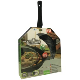 Deep-Pan-28cm-with-Lid on sale