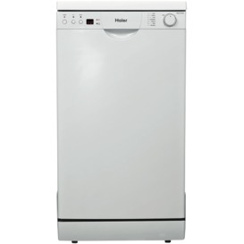 White-Freestanding-Dishwasher on sale