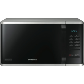 23L-800W-Silver-Microwave on sale