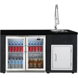 Artisan-Fridge-And-Sink-Module on sale