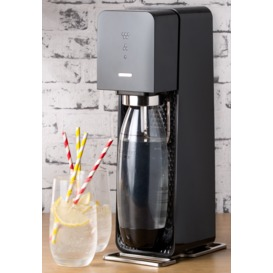 Source-Element-Black-Sparkling-Water-Maker-Black on sale