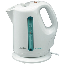 Quantum-White-Kettle on sale