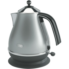 Icona-Kettle-Silver on sale