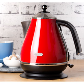 Icona-Kettle-Red on sale