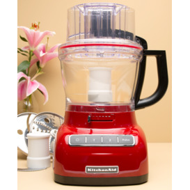 Artisan-Food-Processor-Empire-Red on sale