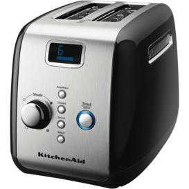 Artisan-2-Slice-Toaster-Onyx-Black on sale