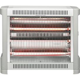 2400W-3-Bar-Grey-Radiant-Heater on sale