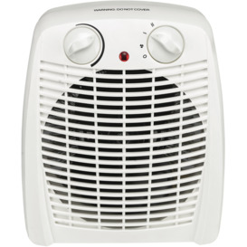 2000W-Upright-White-Fan-Heater on sale