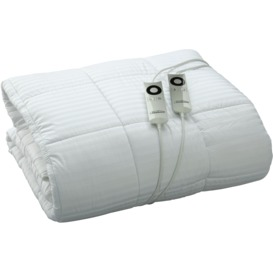 SleepPerfect-QB-Fitted-Quilted-Electric-Blanket on sale