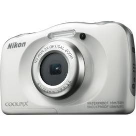 Coolpix-W100-White-Digital-Camera on sale
