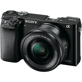A6000-Mirrorless-Camera-with-16-50mm-Lens on sale