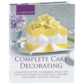 Decorating-Cakes-Book on sale