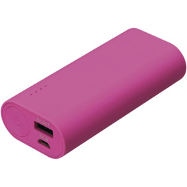 6700-mAh-Power-Bank-Pink on sale