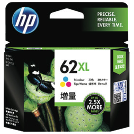 62-XL-Tri-colour-Ink-Cartridges on sale