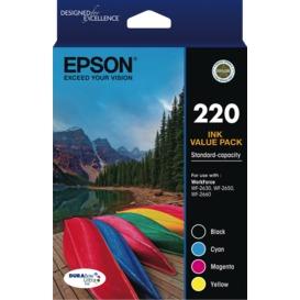 220-Std-Capacity-DURABrite-Ultra-4-ink-Value-Pack on sale