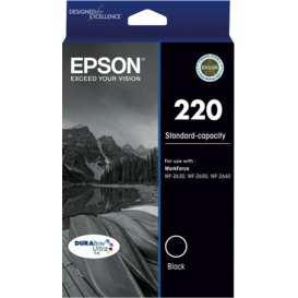 220-Std-Capacity-DURABrite-Ultra-Black-ink-Cartridge on sale