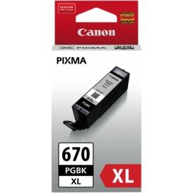 PGI670XLBK-Pigment-Black-Extra-Large-Ink-Cartridge on sale