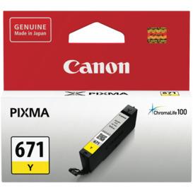 CLI671Y-Yellow-Ink-Cartridge- on sale