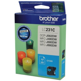 LC231-Cyan-Ink-Cartridge- on sale