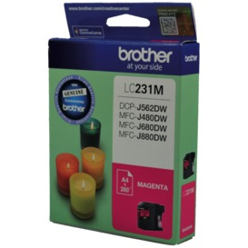 -LC231-Magenta-Ink-Cartridge on sale
